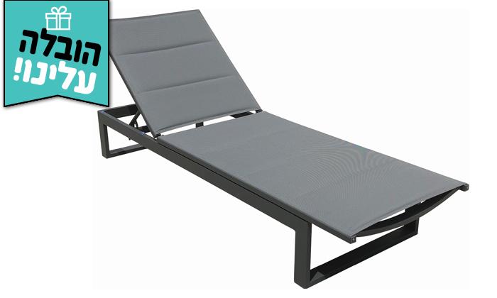 5 מיטת שיזוף Sunrise דגם טיפאני
