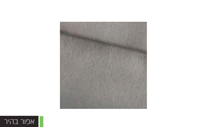 7 מיטה מרופדת עם ארגז מצעים ומזרן OR design, דגם קלייר