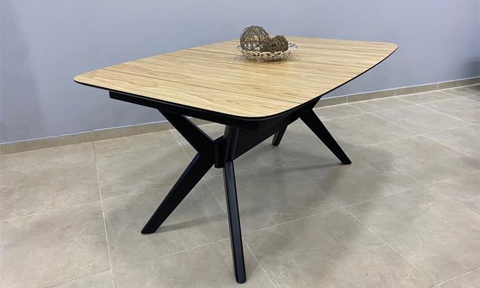 4 פינת אוכל עם שולחן ו-6 כיסאות OR design דגם גמביט