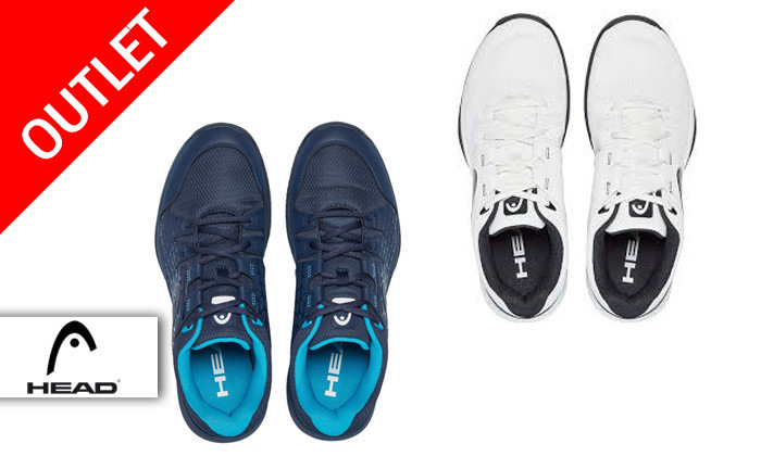 2 נעלי טניס לגברים הד HEAD דגם BRAZER