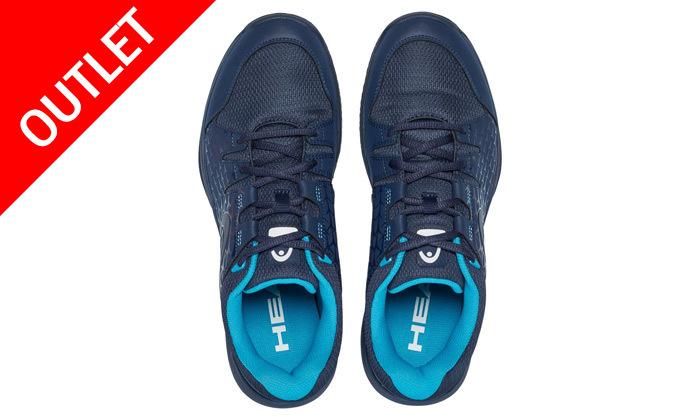 7 נעלי טניס לגברים הד HEAD דגם BRAZER