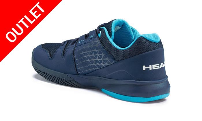 5 נעלי טניס לגברים הד HEAD דגם BRAZER