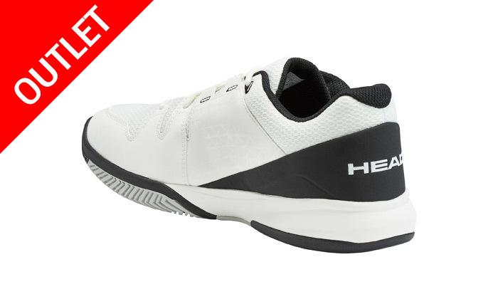 6 נעלי טניס לגברים הד HEAD דגם BRAZER