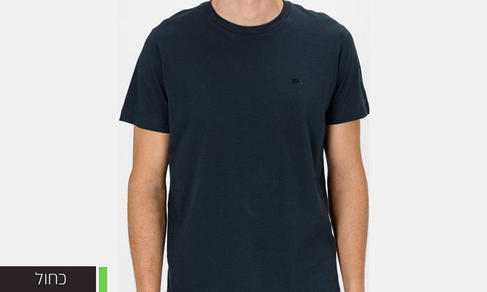 3 חולצה לגבר 100% כותנה דיזל DIESEL במגוון צבעים