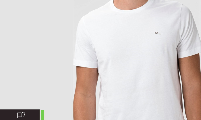 4 חולצה לגבר 100% כותנה דיזל DIESEL במגוון צבעים