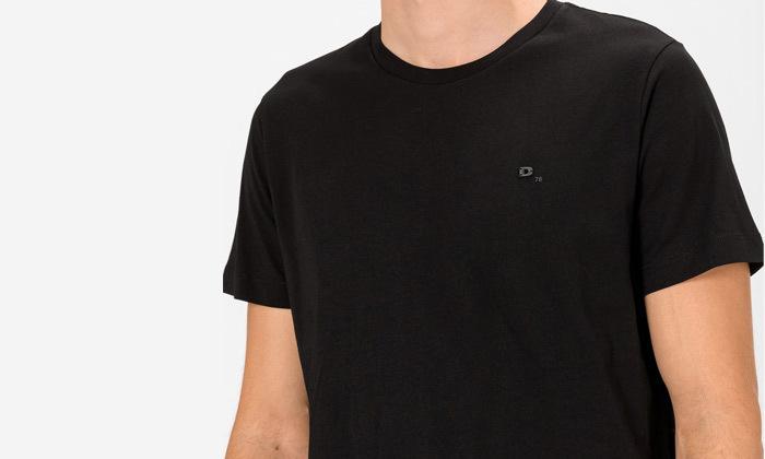 7 חולצה לגבר 100% כותנה דיזל DIESEL במגוון צבעים