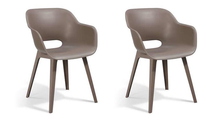 3  זוג כיסאות דגם אקולה