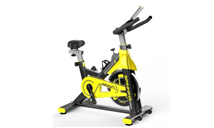 """4 אופני ספינינג TEO SPORT דגם Q3 כולל סט משקולות 14 ק""""ג"""