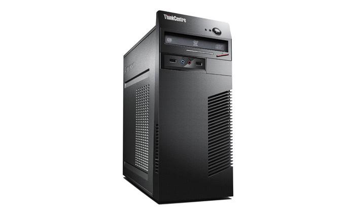 4 מחשב נייח מחודש לנובו Lenovo דגם M72e עם זיכרון 8GB ומעבד i5