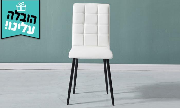 11 קונסולה נפתחת דגם רויאל, אפשרות לכיסאות בתוספת תשלום - משלוח חינם