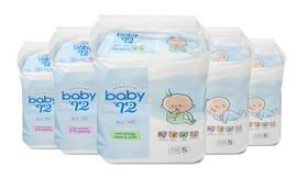 25 חבילות מגבונים baby כיף