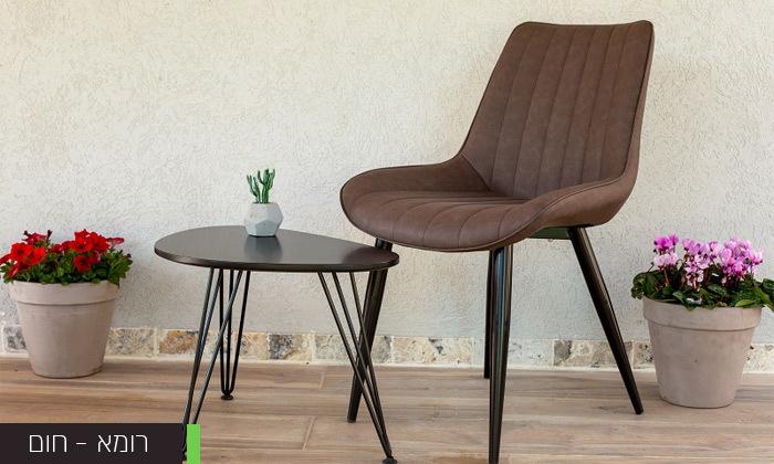 5 כיסא לפינת אוכל דגם רומא
