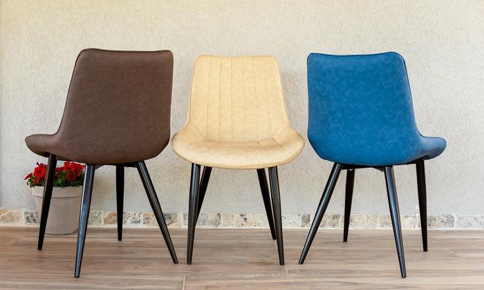 2 כיסא לפינת אוכל דגם רומא