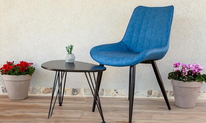 6 כיסא לפינת אוכל דגם רומא