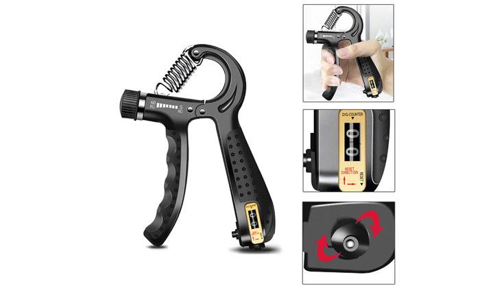 3 זוג מכשירים לאימון שרירי היד TEO SPORT