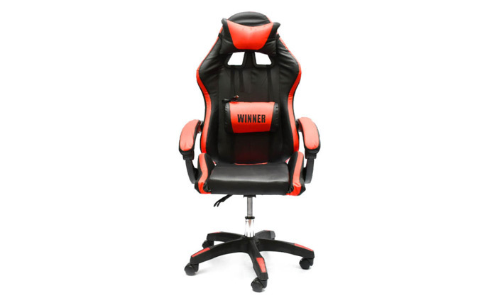 4 כיסא גיימינגROSSO ITALY דגם MSH123כולל מנגנון עיסוי
