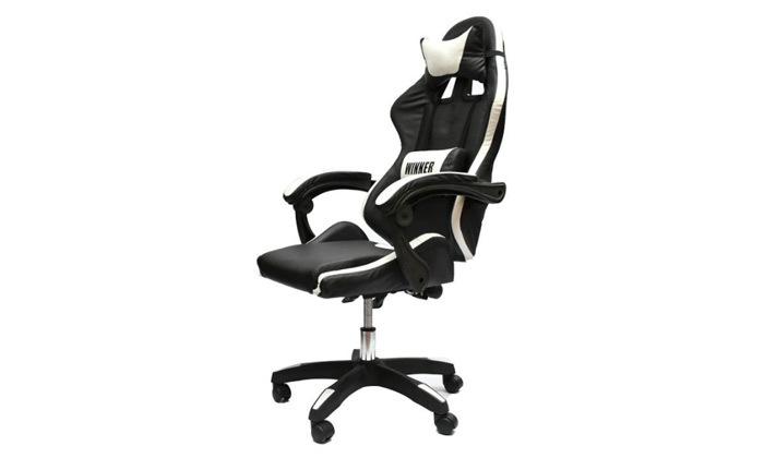 5 כיסא גיימינגROSSO ITALY דגם MSH123כולל מנגנון עיסוי