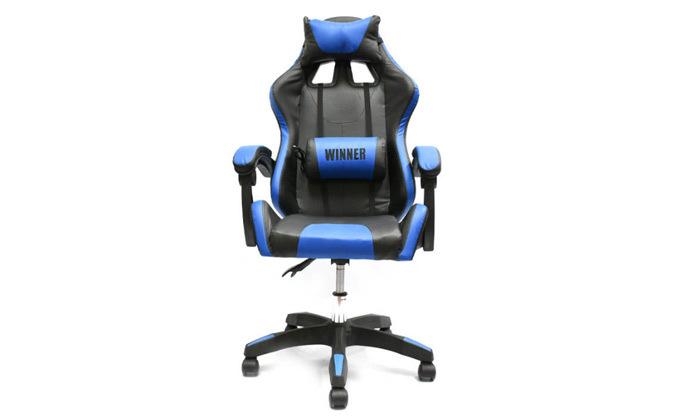 6 כיסא גיימינגROSSO ITALY דגם MSH123כולל מנגנון עיסוי