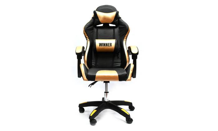 7 כיסא גיימינגROSSO ITALY דגם MSH123כולל מנגנון עיסוי