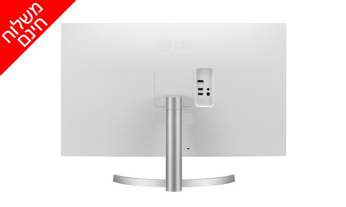 3 מסך מחשב 32 אינץ' LG 4K - משלוח חינם