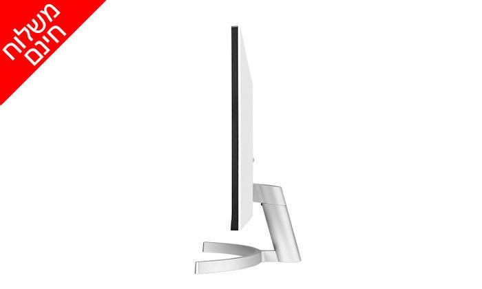 4 מסך מחשב LG בגודל 24 או 27 אינץ' - משלוח חינם