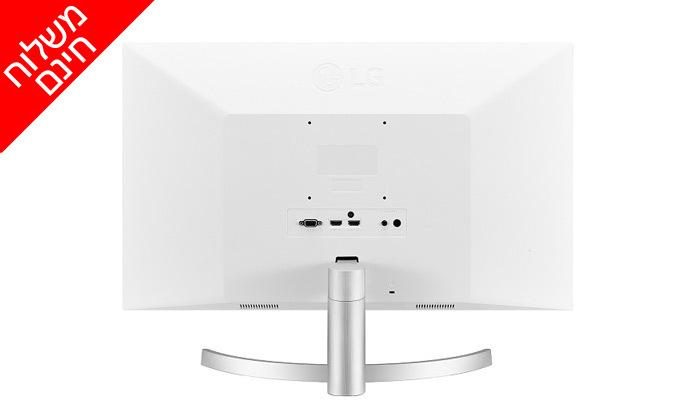 5 מסך מחשב LG בגודל 24 או 27 אינץ' - משלוח חינם