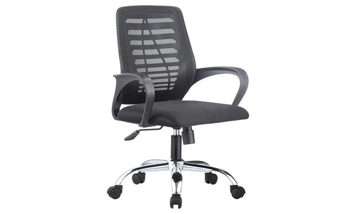 4 כיסא משרדי BRADEX, דגם BOSCO