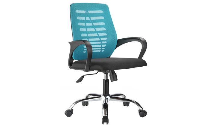 8 כיסא משרדי BRADEX, דגם BOSCO