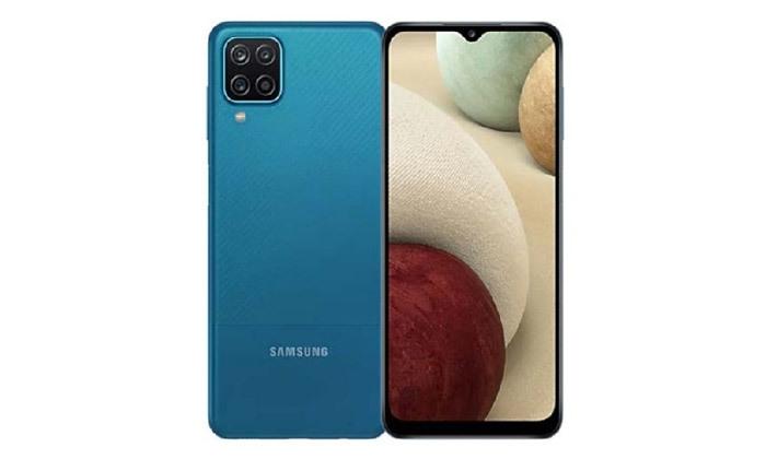 3 סמארטפון Samsung Galaxy A12 64GB עם סוללה ניידת וכיסויים