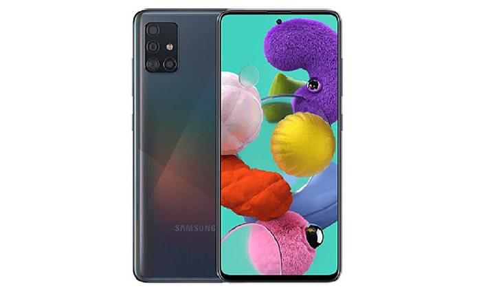 6 סמארטפון Samsung Galaxy A71 128GB עם סוללה ניידת וכיסויים