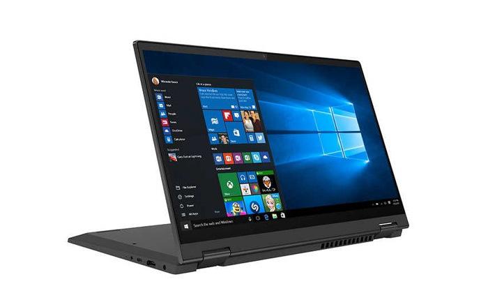 """4 מחשב נייד Lenovo FLEX 5 עם מסך מגע מתהפך """"14"""
