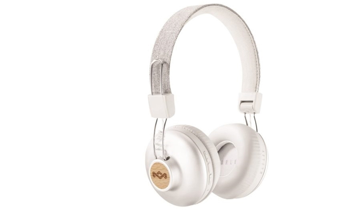 2 אוזניות אחלוטיות House Of Marley דגםPositive Vibration