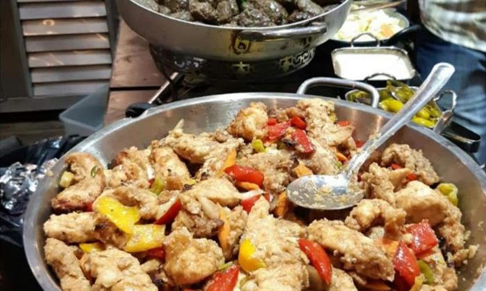 5 ארוחה זוגית עשירה ממעדניית אמנון ותמר, הרצליה