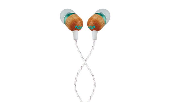 2 אוזניות House Of Marley דגם SMILE JAMAICA