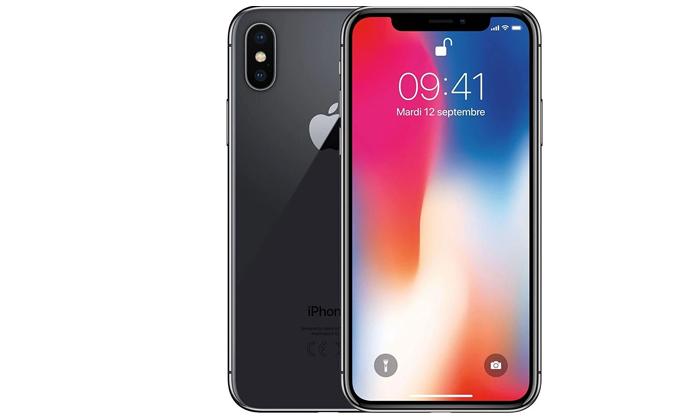 2 סמארטפון Apple iPhone X 256GB