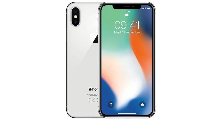 3 סמארטפון Apple iPhone X 256GB