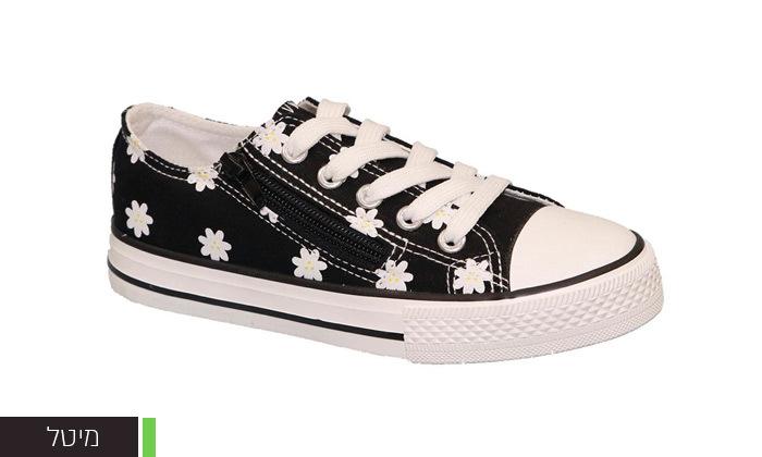 3 נעליים לילדות במבחר דגמים ומידות