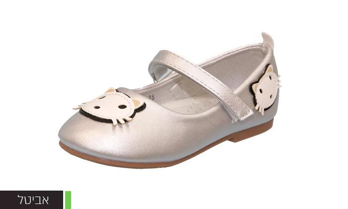 5 נעליים לילדות במבחר דגמים ומידות