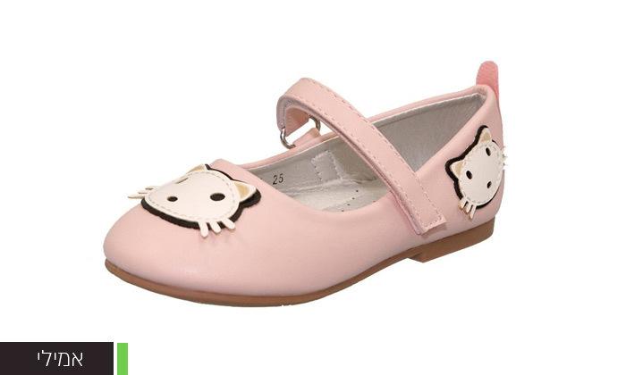 6 נעליים לילדות במבחר דגמים ומידות