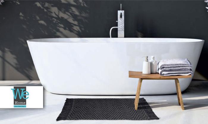 2 שטיח אמבטיהWE HOME במבחר דגמים