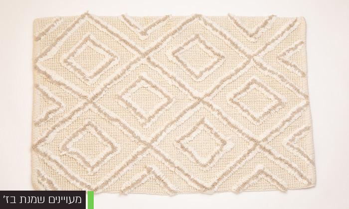 5 שטיח אמבטיהWE HOME במבחר דגמים