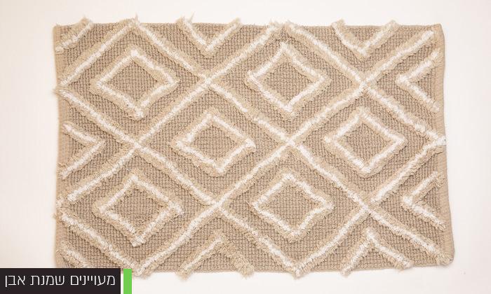 7 שטיח אמבטיהWE HOME במבחר דגמים