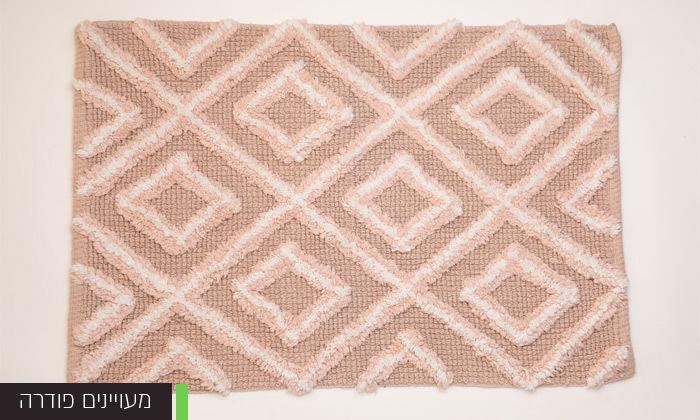 8 שטיח אמבטיהWE HOME במבחר דגמים