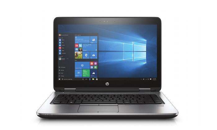 """5 מחשב נייד מחודש HP דגם 640 G2מסדרתProBook עם מסך """"14, זיכרון 16GB ומעבד i5"""