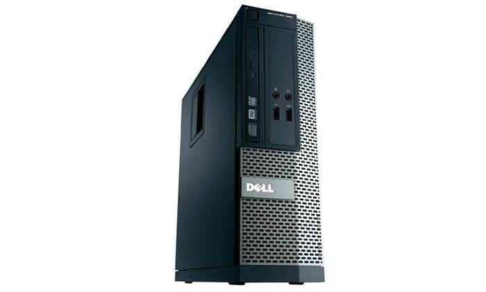 3 מחשב נייח DELL/HP/Lenovo עם מעבד i5, מסך 22 אינץ', מצלמה, מקלדת ועכבר