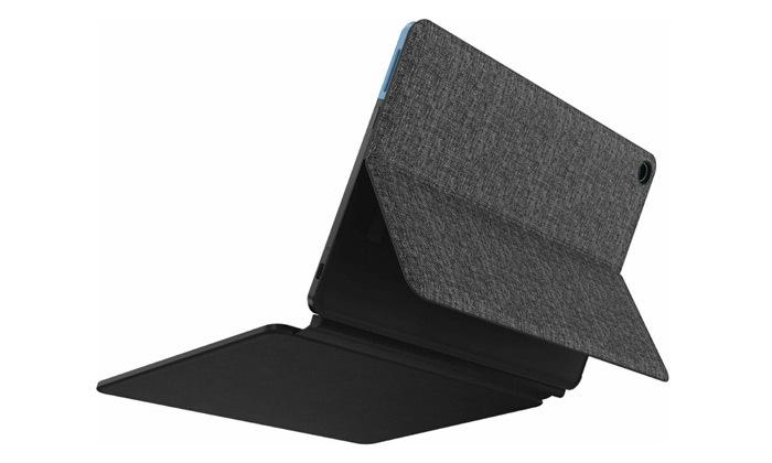 4 טאבלט ומקלדת לנובו Lenovo דגםDuet Chromebook בנפח 128GB SSD