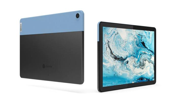 8 טאבלט ומקלדת לנובו Lenovo דגםDuet Chromebook בנפח 128GB SSD