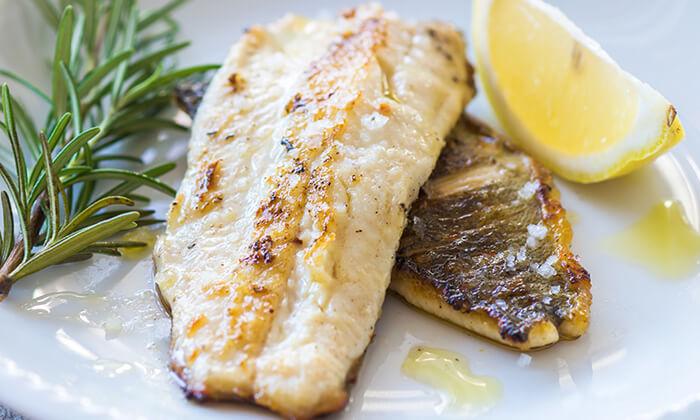3 ארוחת דגים במסעדת אווזי הכשרה, תלפיות, ירושלים