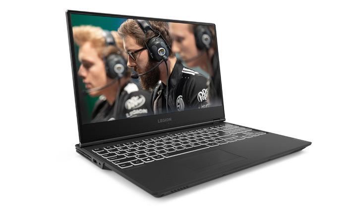 """4 מחשב נייד חדש Lenovo דגם LEGION Y540 עם מסך """"15.6, זיכרון 16GB ומעבד i7"""