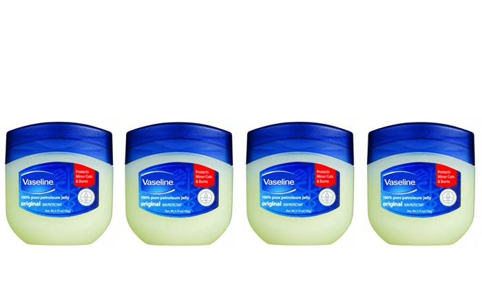 2 מארז 4 יחידות Vaseline טהור